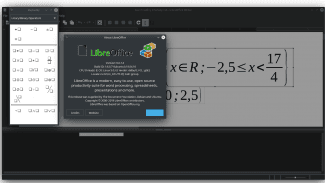 LibreOffice/GTK v KDE Neon, listopad 2019