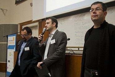 New Media Inspiration 2013 - J. Šlerka, J. Simkanič,, P. Koubský