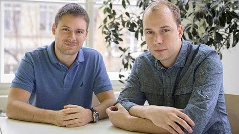 Zakladatelé Apify Jakub Balada a Jan Čurn