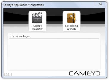 Cameyo - dokáže vytvořit přenosné verze programů