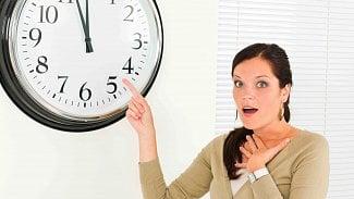 5 největších žroutů času, kteří vás odvádějí od práce