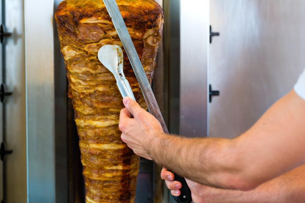 Kebab, nebo gyros?