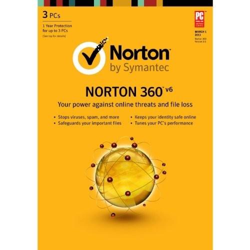 Norton 360 verze 6.0
