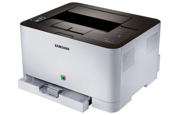 Tiskárna Samsung Printer Xpress C410W vypadá stejně jako jakákoliv jiná barevná laserová tiskárna nižší třídy, ale překvapí podporou technologie NFC a aplikací pro párování s mobilními zařízeními