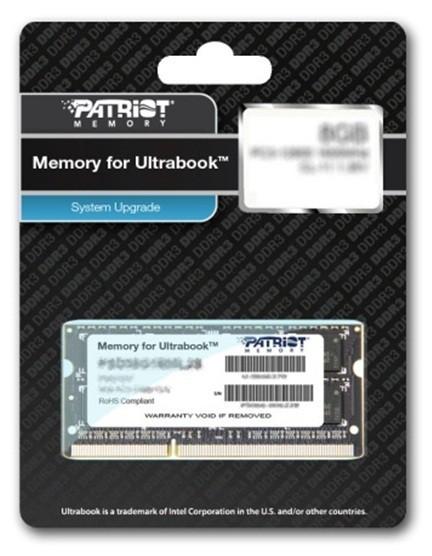 Patriot Memory Ultrabook