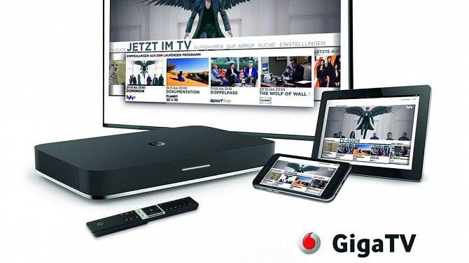 [článek] Co umí a nabízí německá kabelová platforma GigaTV od operátora Vodafone