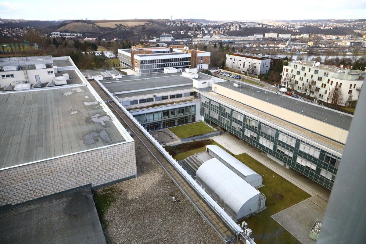 Česká televize, její datacentra a zálohování