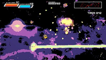 Syder Arcade - obrázky ze hry.