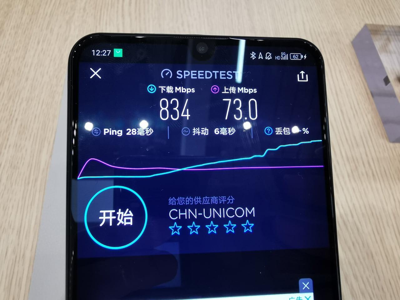V Číně spustili komerční 5G sítě