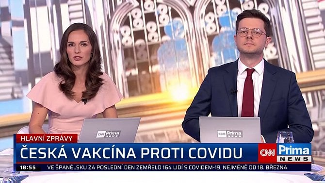 [aktualita] Česká CNN zruší Hlavní zprávy, budou jen na Primě