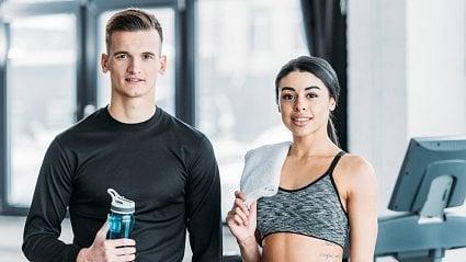 Vitalia.cz: Proč cvičit bez make-upu a sručníkem