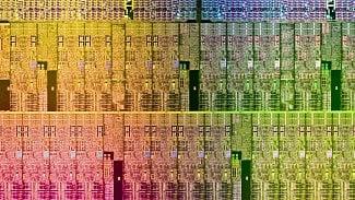 Intel čip