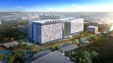 Datacentrum Facebooku v Singapuru