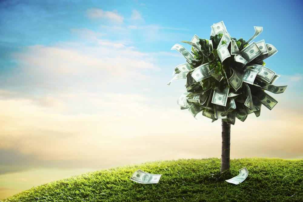 peníze, finance, graf, investování, úspory