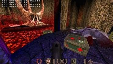 Root.cz: Legendární hra Quake slaví 20. narozeniny