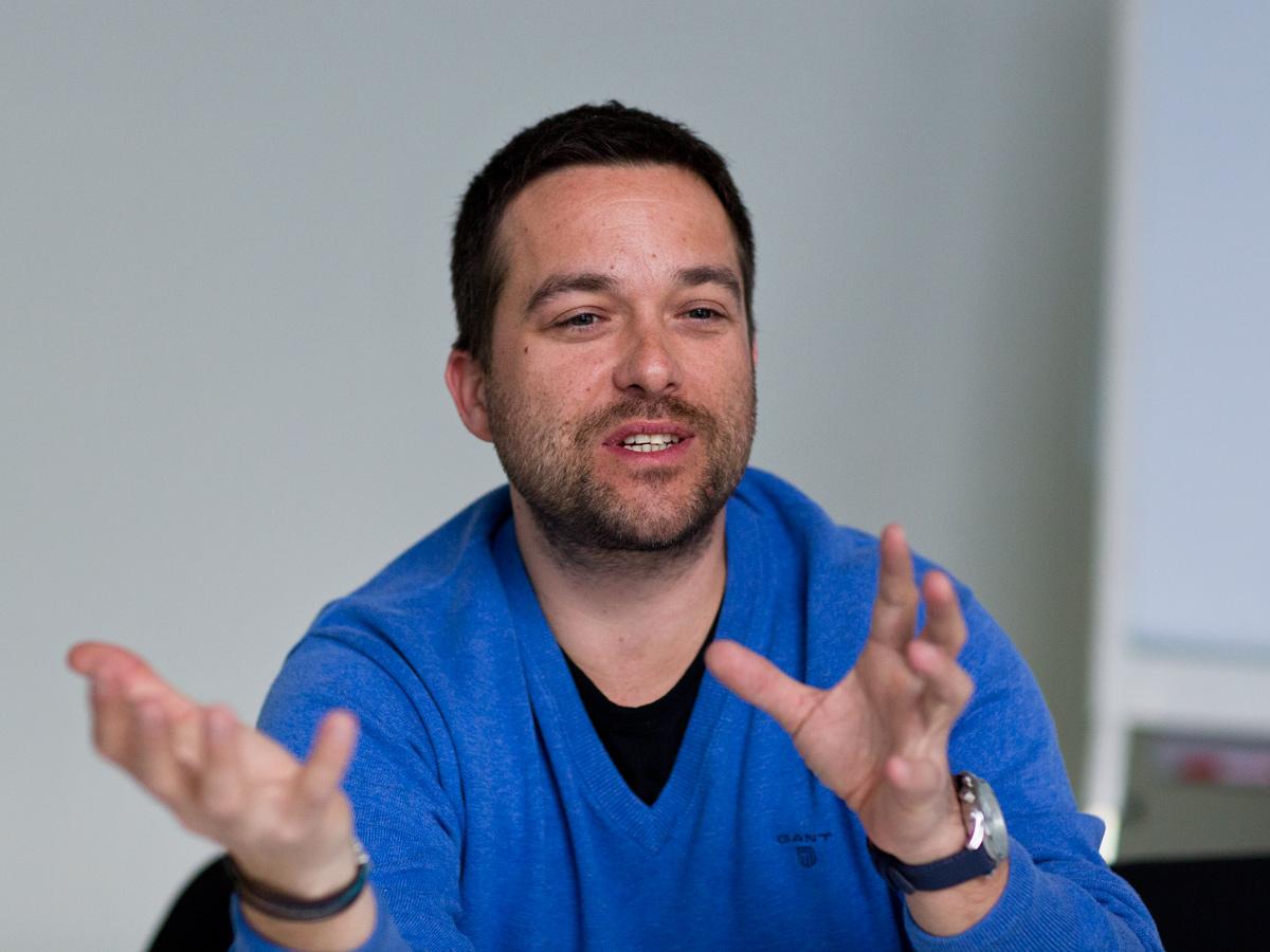 Rozhovor s investorem Ondřejem Bartošem