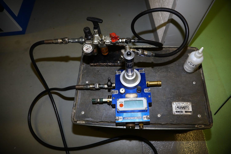 Zafukování optického kabelu