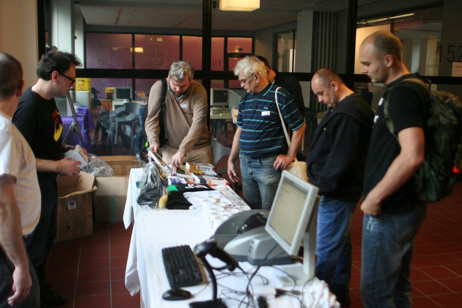 Foto reportáž z konference LinuxDays (sobota)