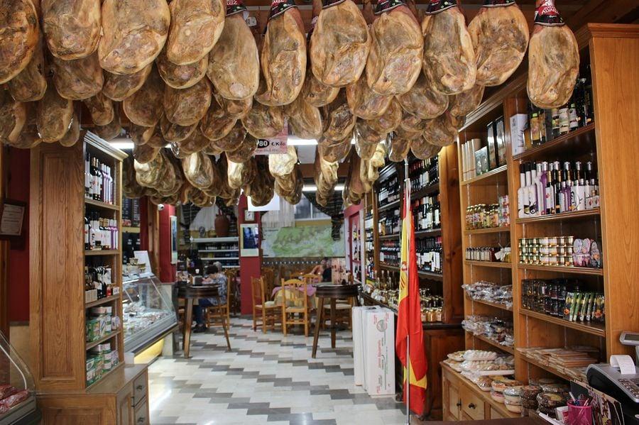 Jamón – španělská sušená šunka