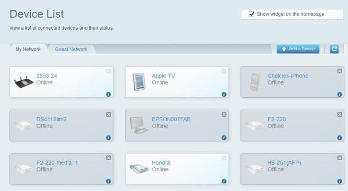 Seznam připojených zařízení nemusí ve vašem routeru sice vypadat přesně takto, nicméně tam určitě někde bude. Právě z tohoto seznamu zjistíte IP adresu své webové kamery