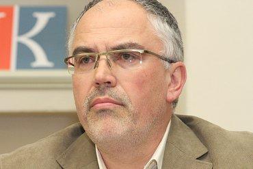 Jiří Fraus - ředitel nakladatelství Fraus