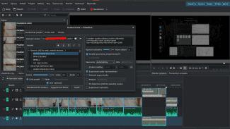 Kdenlive 21.04 Flatpak pod GNOME 3.38
