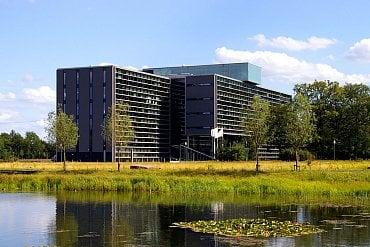 Sídlo NXP v Eindhovenu.