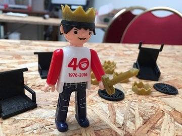 Iniciativa 3D tisku doplňků pro Igráčky.