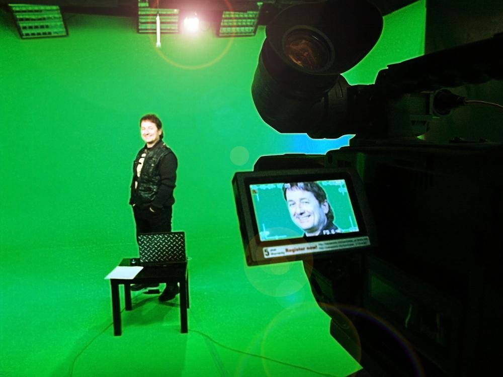 Studio televize Pohoda, která bude od Vánoc vysílat plnohodnotně