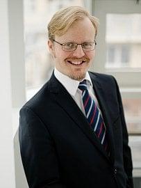 Martin Koníř, náměstek pro IT v Nemocnici Na Bulovce