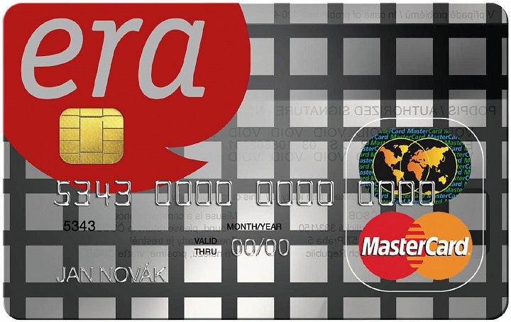 Platební karty Era/Poštovní spořitelny