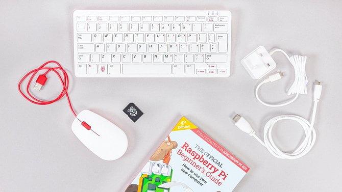 [článek] Raspberry Pi jako počítač vklávesnici, grafická karta od Intelu, disk se čtením 7GB/s