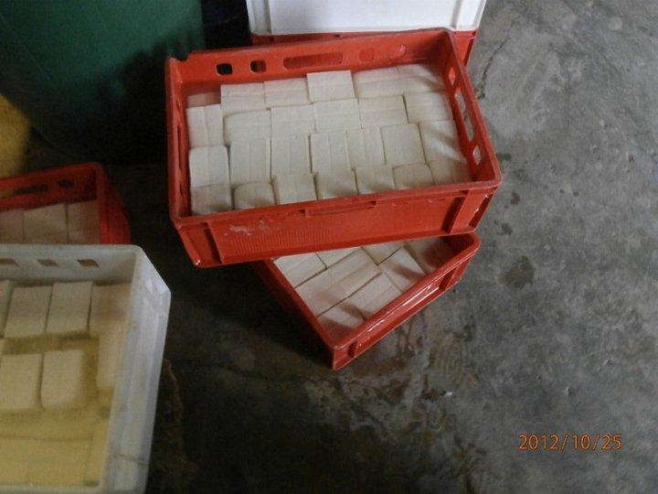 Nelegální výrobna tofu