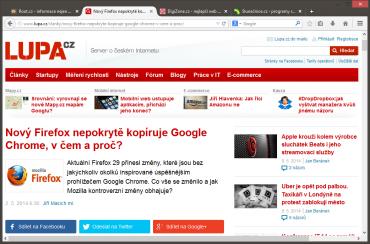 Firefox 29.0.1