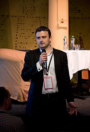Business Inspiration Forum 2013 - Ján Simkanič