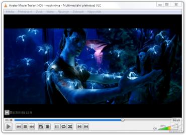 Nová verze přehrávače VLC Media Player
