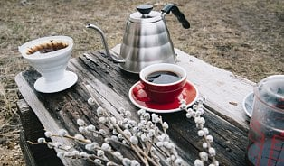 Papírový filtr– skvělá káva pro laiky iprofíky