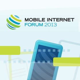 Logo Mobile Internet Forum 2013