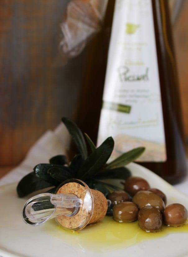 Oleje a pochutiny Lozano Červenka