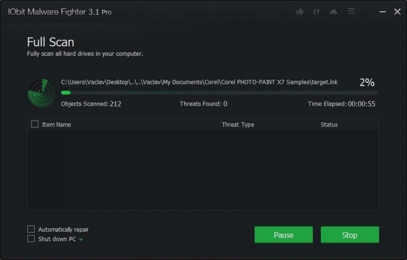 Malware Fighter 3 Pro