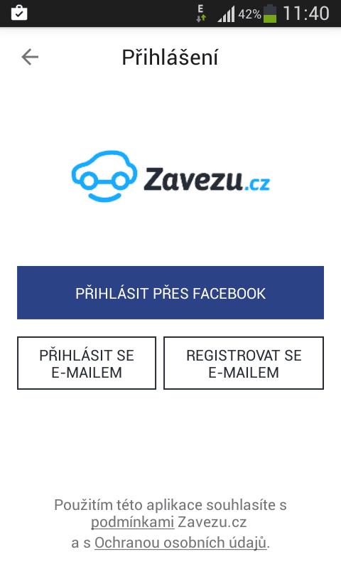 Zavezu.cz - zadání poptávky