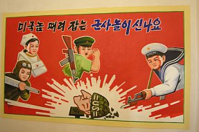 Cestování do Severní Koreje zfinančního pohledu