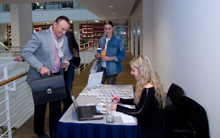 Akce Tuesday Business Network o business plánech
