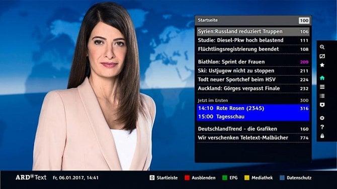BBC končí steletextem, pro české ievropské diváky má ale pořád význam