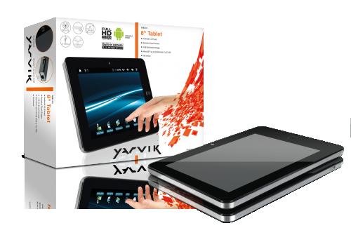 """Yarvik 8"""" Tablet"""