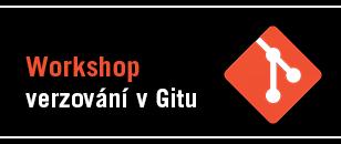 Workshop verzování v Gitu