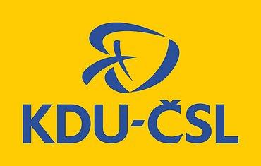 Logo KDU - ČSL.