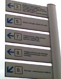 Novější verze navigace je pro změnu velmi přehledná a dobře čitelná pro osoby bez ostřížího zraku…