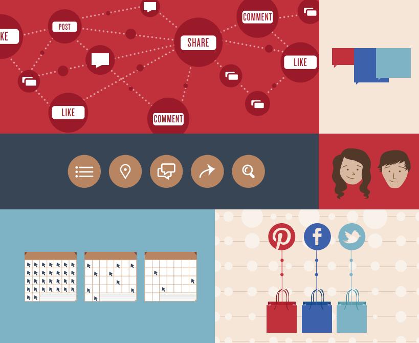 Jak sdílení na sociálních sítích ovlivňuje prodej zboží?