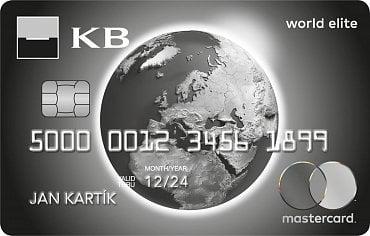 Mastercard World Elite